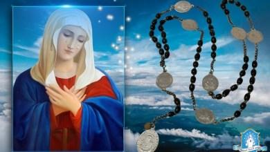 Photo of مسبحة دموع مريم كما أملاها الرب يسوع على الراهبة أماليا أغيري ليسوع المجلود