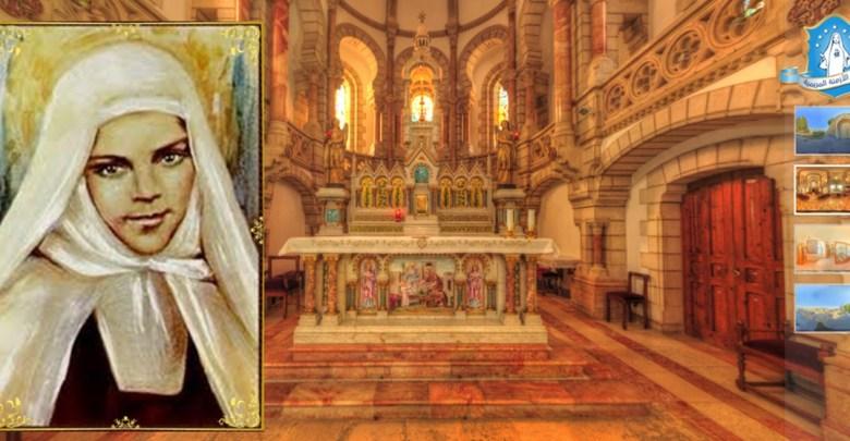 Photo of دير الكرمل في بيت لحم هو من تصميم الرب يسوع بمعاونة القديسة مريم بواردي اليكم كيف تم ذلك
