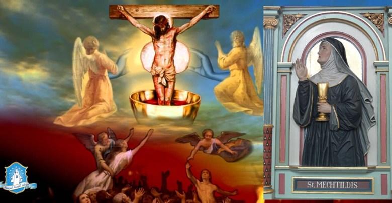 Photo of صلاة الأبانا على نيّة الأنفس المطهرية – علّمها الرب يسوع للقديسة مكتيلد