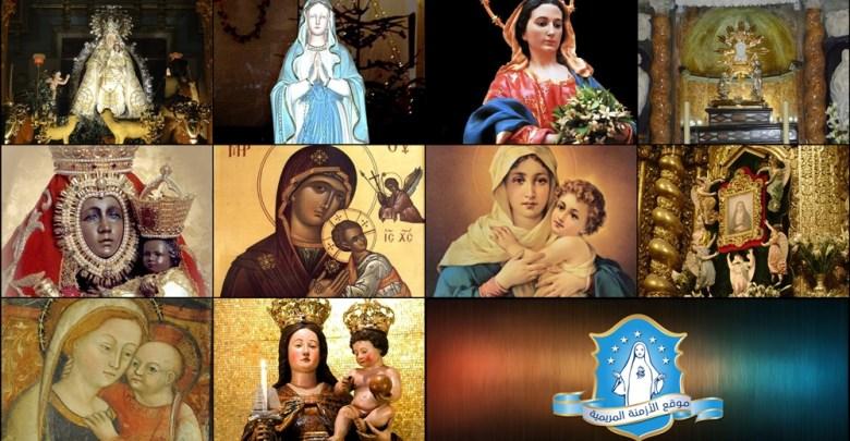 Photo of 10 ظهورات عجائبية وتجلّيات مثيرة  للسيدة العذراء غير معروفة للكثيرين