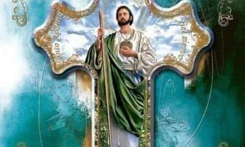 Photo of تساعية القديس يهوذا تدّاوس الرسول شفيع الأمور الميؤوس منها – اليوم التاسع