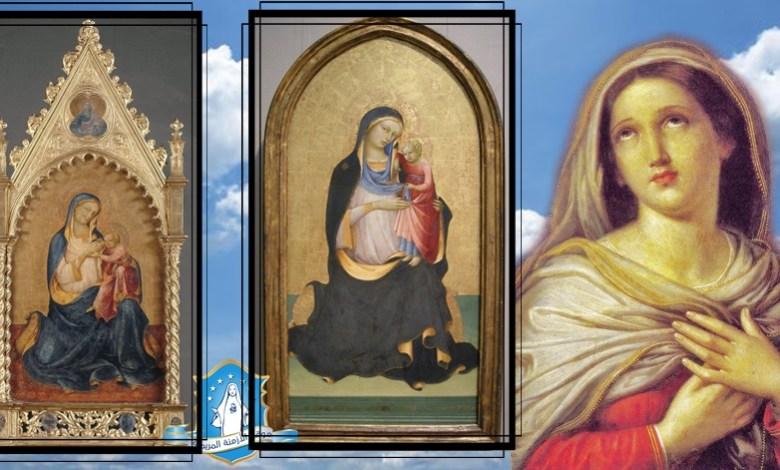 Photo of ما أصل لوحات وأيقونات سيّدة الإتّضاع لقب العذراء غير المعروف للكثيرين؟