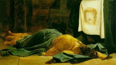 Photo of الحبّ لا تُعيقه الحواجز – ماذا كانت هديّة يسوع للقدّيسة فيرونيكا إضافة إلى وجهه المطبوع على منديلها؟