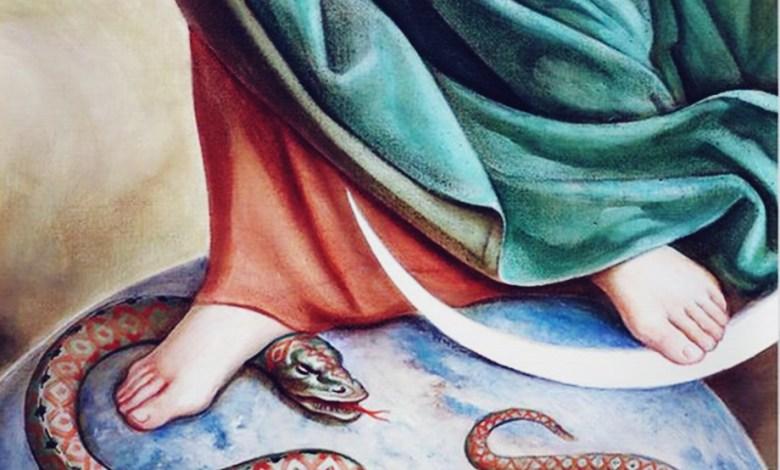 Photo of نبوءة القدّيس المريمي الكبير لويس-ماري غرينيون دي منفور عن انتصار قلب مريم الطاهر