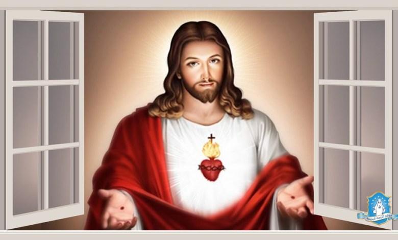 Photo of صلاة إلى الرب يسوع لطلب تدفّق سيل النعم من جراحاته
