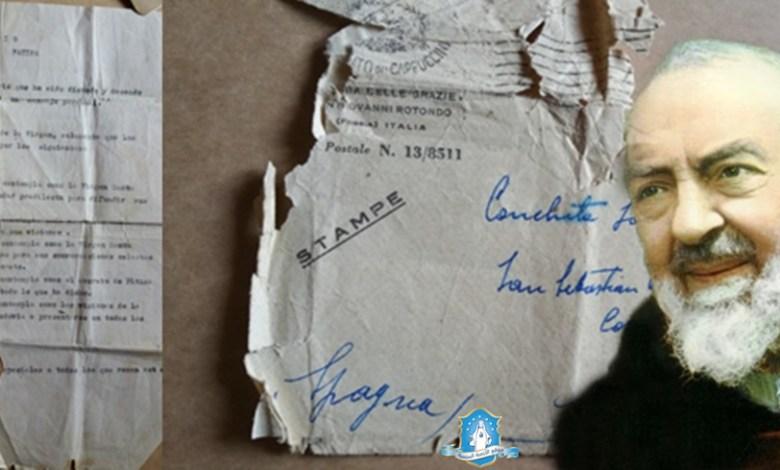 "Photo of الكشف عن رسالة من البادري بيو إلى رؤاة غرابندال يطلب منهن تلاوة ونشر ""مسبحة سيّدة فاطيما"" التي أملتها عليه مريم العذراء"