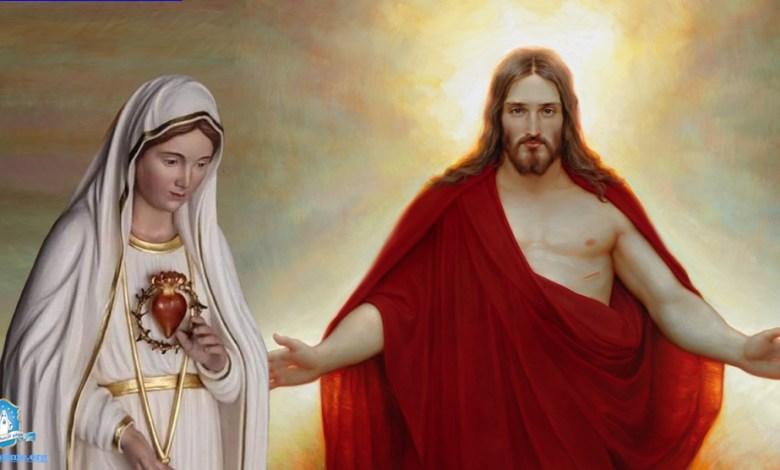 Photo of رسائل الرب يسوع عن أهميّة دور أمّه العذراء في خلاص البشريّة وعواقب رفض اللجوء إليها