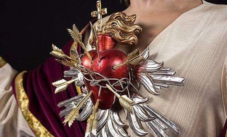 Photo of أحزان وأوجاع قلب يسوع الأقدس السبعة كما كشفها للطوباوية ماريا روسال للتجسّد