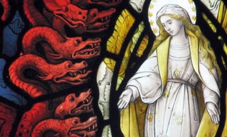"Photo of فجأة صرخت الشياطين: ""هي آتية!"" – قوّة مريم الخارقة ضدّ قوّات الجحيم"