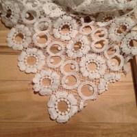 Ideias de Costura #9 : Túnica Branca com Renda