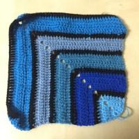 Ideias em Crochet #7: Colcha