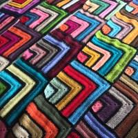Ideias de crochet#7: Colcha