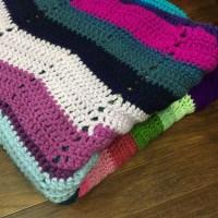 Ideias em Crochet# 8: Colcha