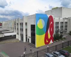 """Percentage / Composition / Balance"", Moscú."