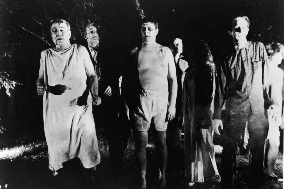 Zombies, Night of the Living Dead