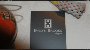 Evelyn Brooks - Visual Story Telling - by Maria Pia Negro