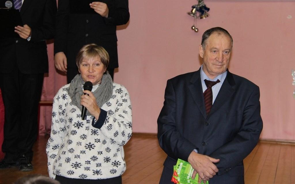 Новый год в ГБОУ СОШ № 2092 совместно с ОАО ТЯК «Москва»