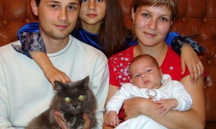Алексей и Лариса Бородко