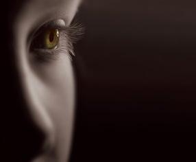 Глаза женщины