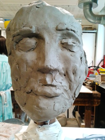 Face unfinished