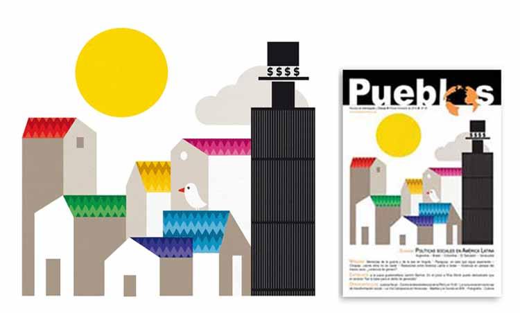 Portada: políticas sociales en América Latina