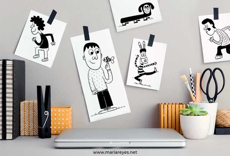 Ilustraciones seleccionadas de Tarturro,-oepli-2017-Maria-Reyes-Guijarro