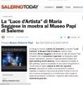 "mostra fotografica ""Luce d'Artista"" SalernoToday"