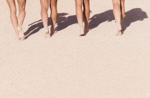 Una cantera. Cuatro bailarinas. Un proyecto de danza para retratar y un resultado como el que aquí os muestro. - by Maria Santos, fotografía creativa
