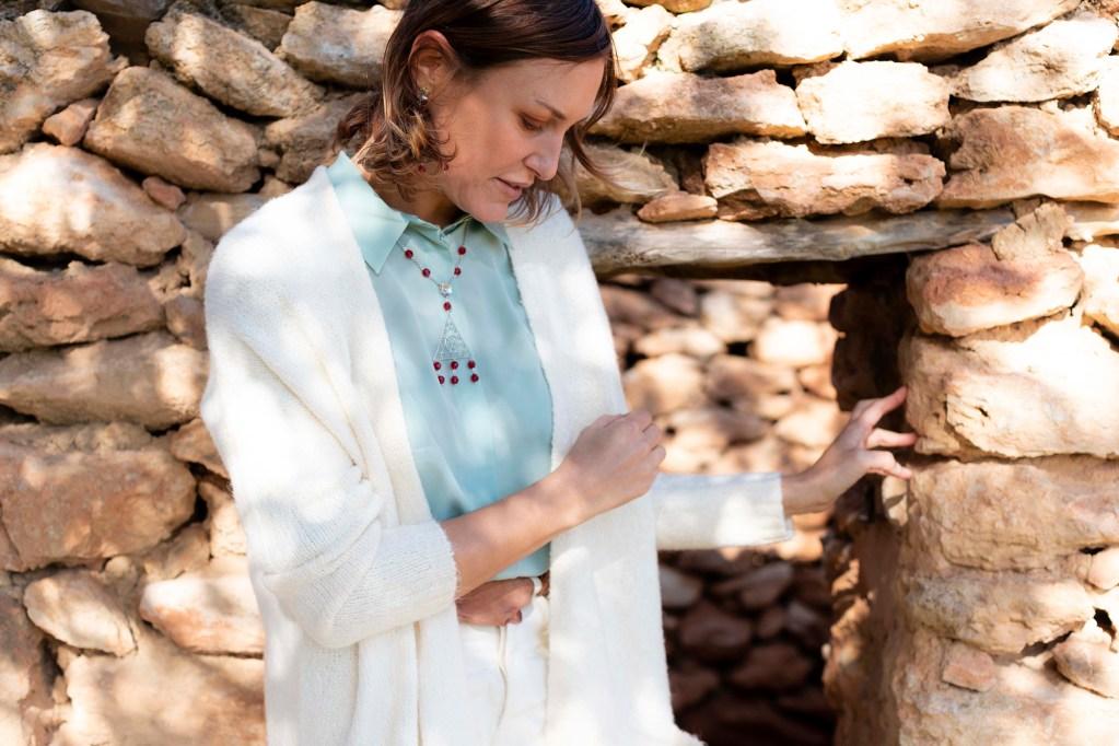 Maria Santos - Ibiza - Art - editorial -fashion - elisa pomar - jewelry - abundancia - love - photo - magazine