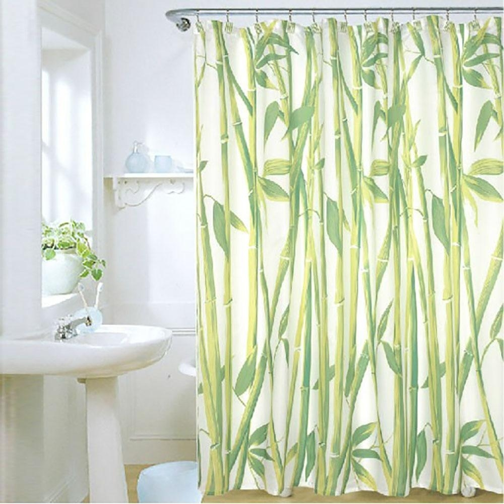 2019 country style 70 x 70 waterproof bath curtains washable bamboo regarding Country Style Shower Curtains