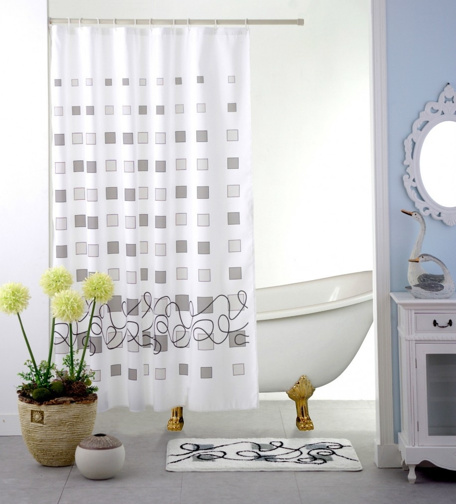 bathroom contemporary shower curtains | #contemporarydecor -… | flickr regarding Country Style Shower Curtains