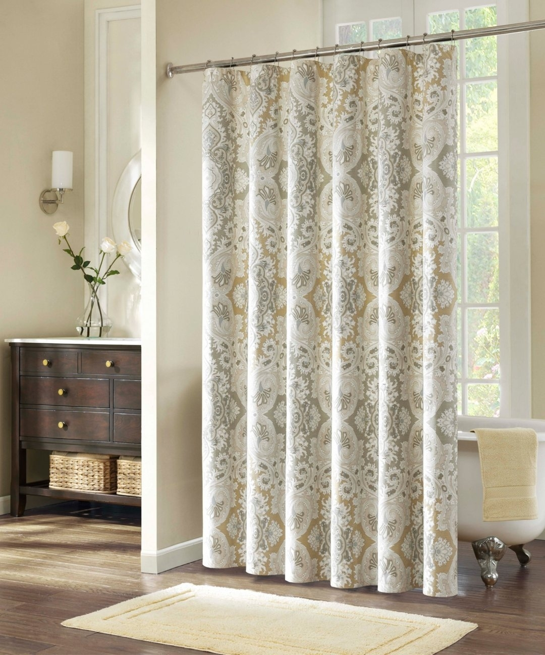big lots shower curtains walmart curtain rod bathroom sets at regarding Contemporary Shower Curtains