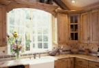 bright country kitchen in the suburbs | remodel ideas in 2019 regarding Country Kitchen Cabinets