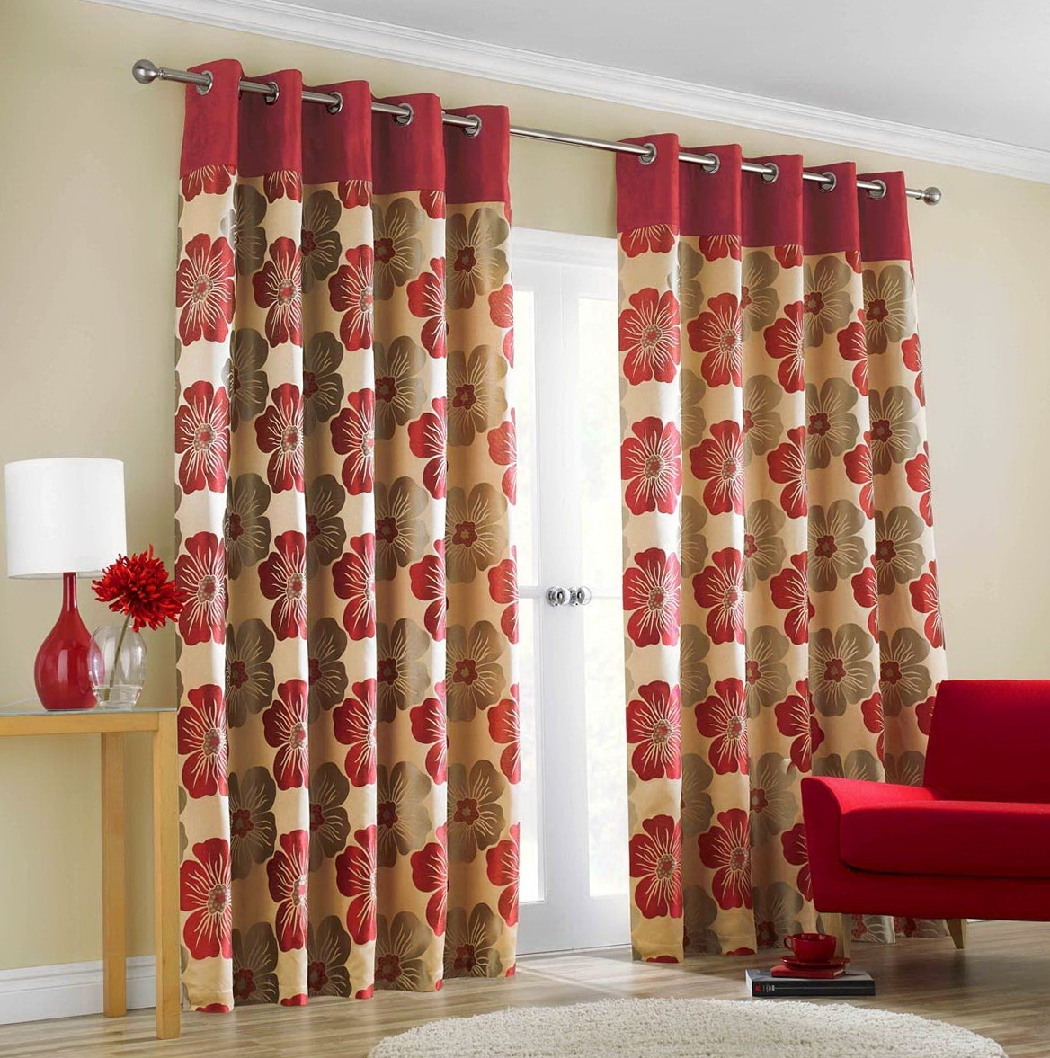 soft furnishings – creating the perfect curtain set within Perfect Curtain For Your Home