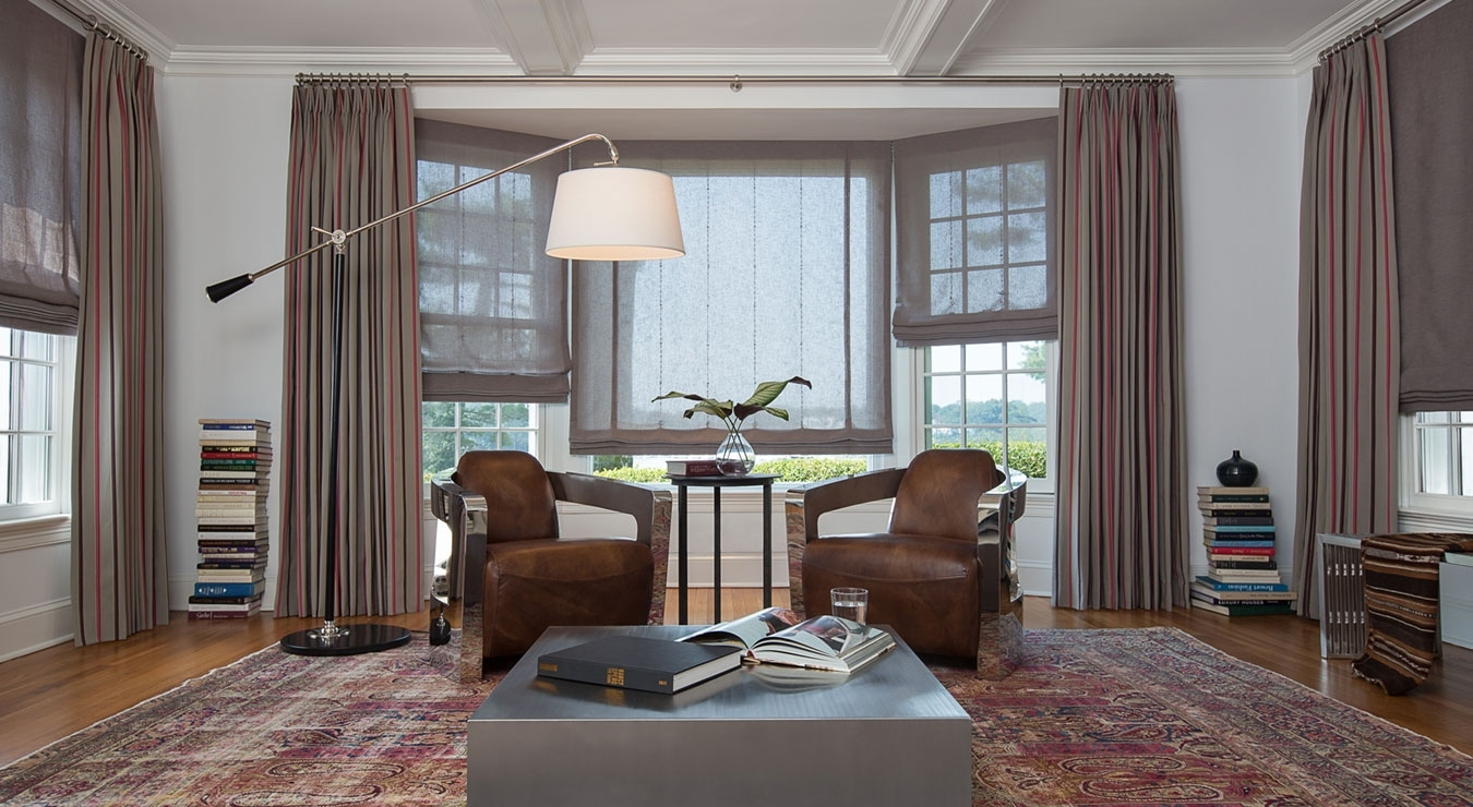 types of drapery and curtain hardware   the shade store intended for Perfect Curtain For Your Home