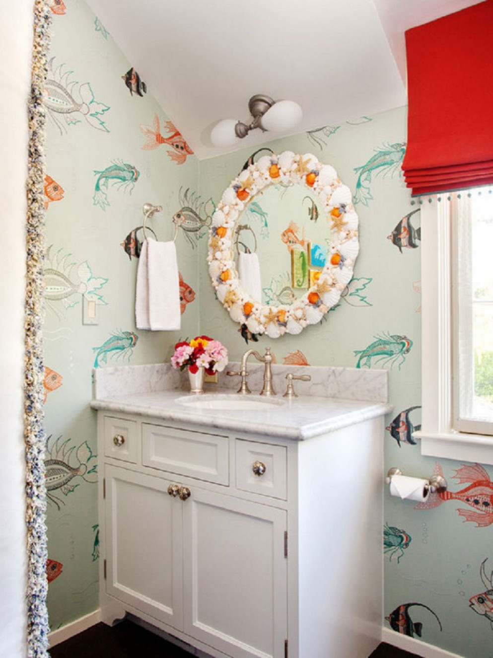 Unique Kids Bathroom Decor Ideas - Amaza Design