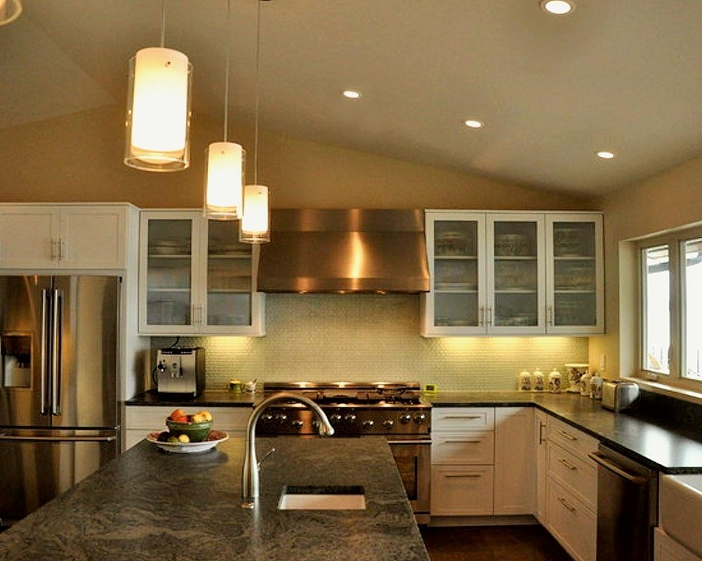 35 most wonderful kitchen pendant lighting over island light intended for Kitchen Lighting Design