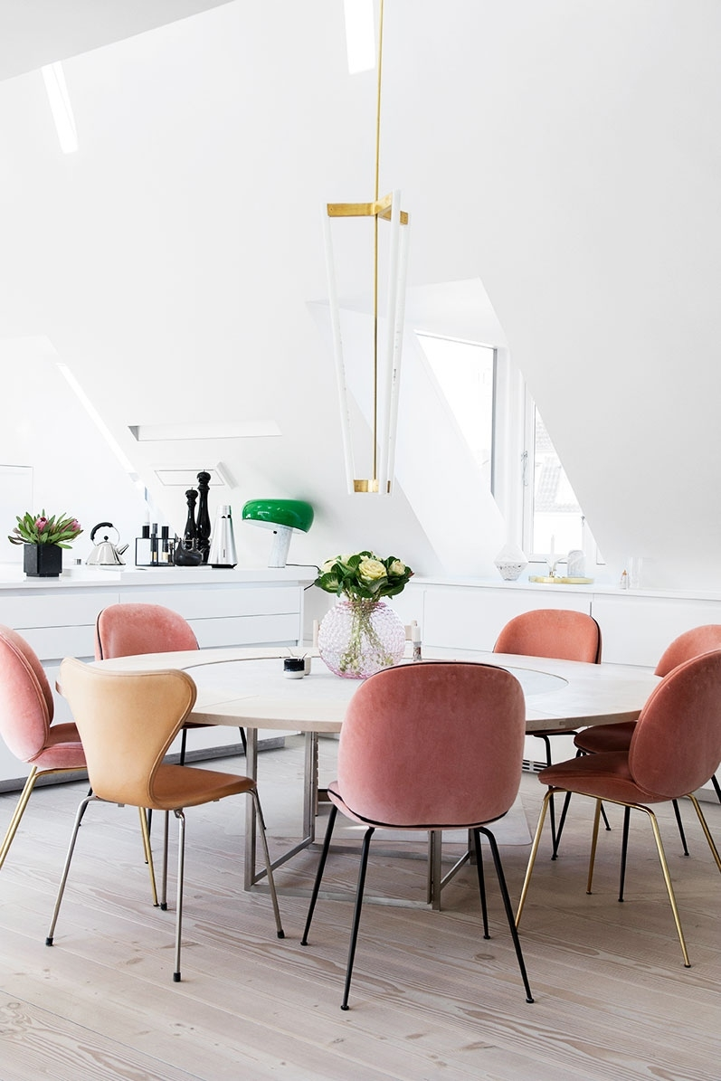 swell seasonal: spring home decor edit - thou swell pertaining to Pink Home Decor