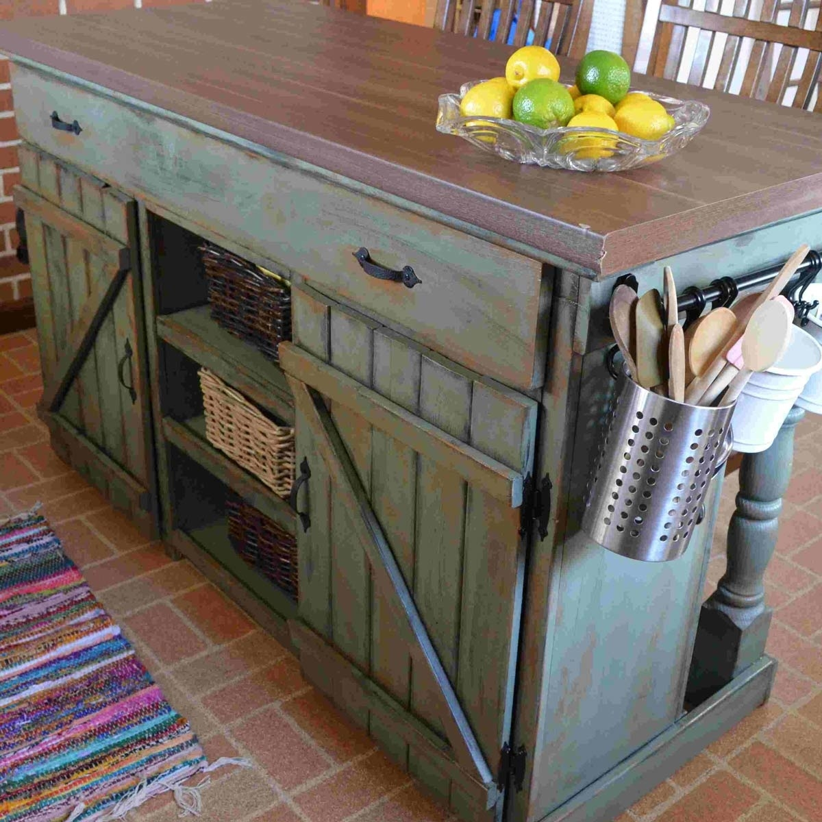 the 12 best diy kitchen islands — the family handyman within Custom Designed Kitchen Islands