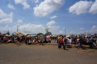 The market in Masaya