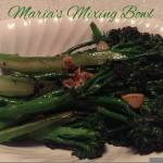 Sauteed Garlic Broccolini