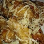 Crispy Baked Parmesan Chicken Wings