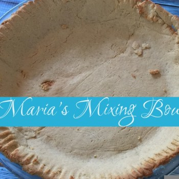 Low  Carb All Purpose Pie Crust