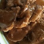 Oh So Tender Slow Cooker Pork Tenderloin