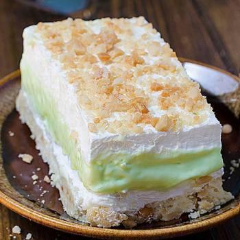 Key Lime Pie Lasagna