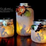 DIY FAIRY LANTERNS