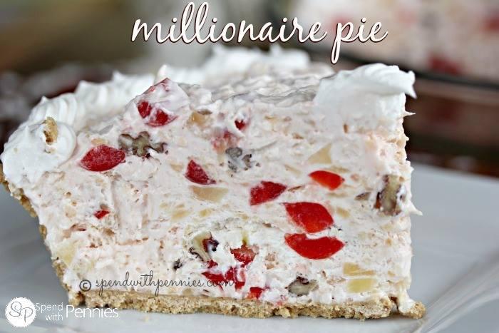 Millionaire Pie Maria S Mixing Bowl