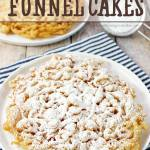 Country Fair Funnel Cakes