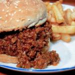SUPER DELICIOUS SLOPPY JOES