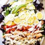 ULTIMATE COBB SALAD